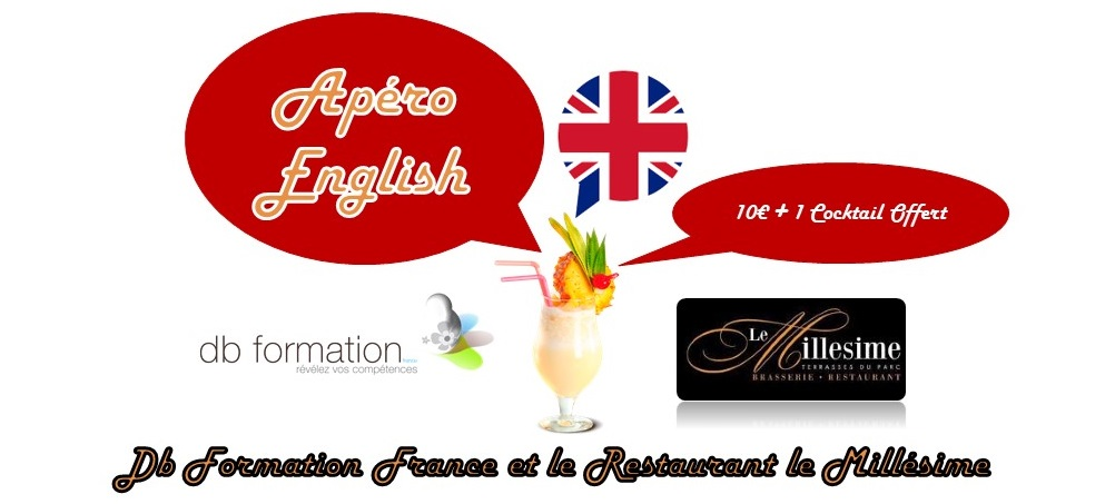 Apéro English